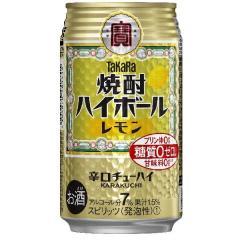 宝酒造 焼酎ハイボール レモン 1缶(350ml)
