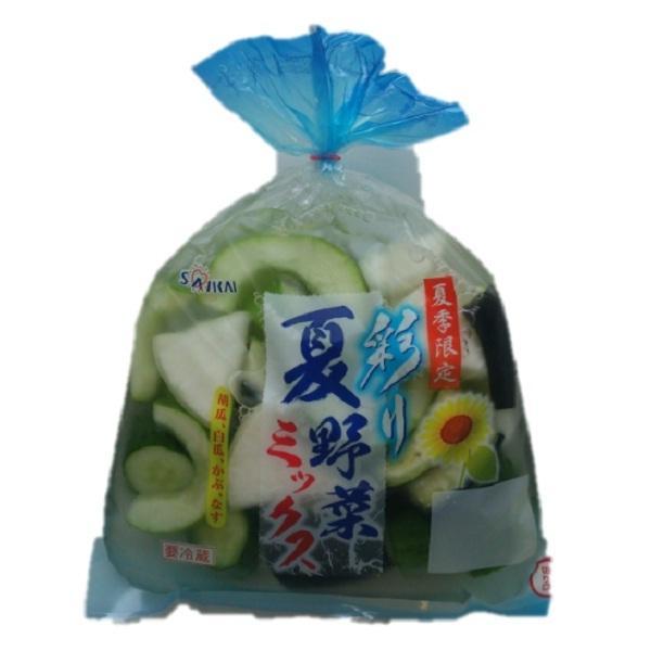 西海食品 彩り夏野菜ミックス250g