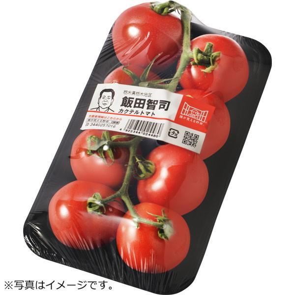 栃木県などの国内産 『顔が見える野菜。』 カクテルトマト 1パック