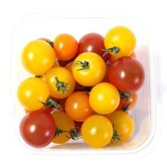 ミニトマト(ミックス)大型1パック 愛知県などの国内産『顔が見える野菜。』約280g