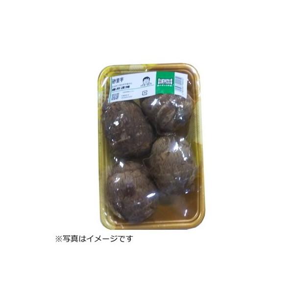 新潟県産 『顔が見える野菜。』 砂里芋 1パック(4コ~6コ入)