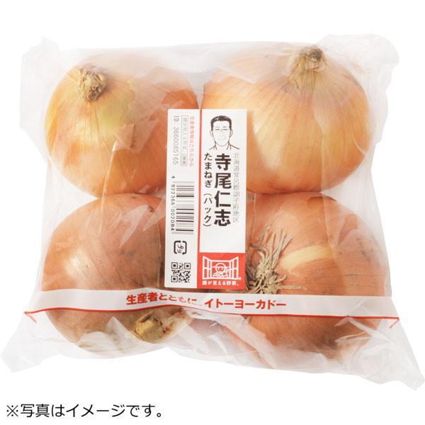 北海道などの国内産 『顔が見える野菜。』 たまねぎ 1袋(2~4コ入)