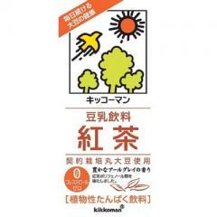 キッコーマン 豆乳飲料 紅茶 1本(1000ml)