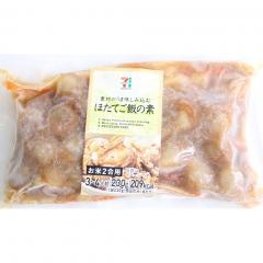 【冷凍でお届け】セブンプレミアム ほたてご飯の素 (230g)