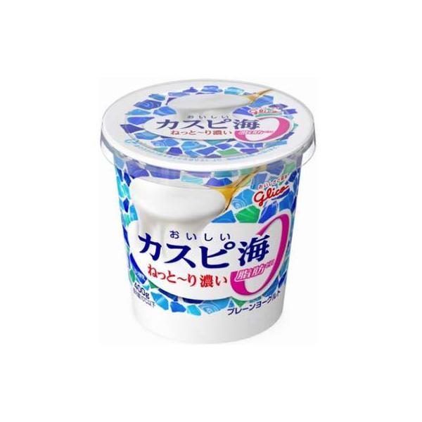 グリコ おいしいカスピ海 脂肪0 (400g)