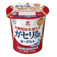 雪メグ ガセリ菌SP株ヨーグルト (100g)