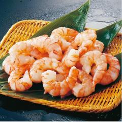 むき海老 250g(インド産などの原料使用)【大粒・背わた取り】【冷凍でお届け】