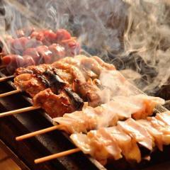 <本日調理したお惣菜をお届け>炭火焼やきとり盛合せ(塩10本入)【16時〜22時時間指定商品】【バイヤー厳選】