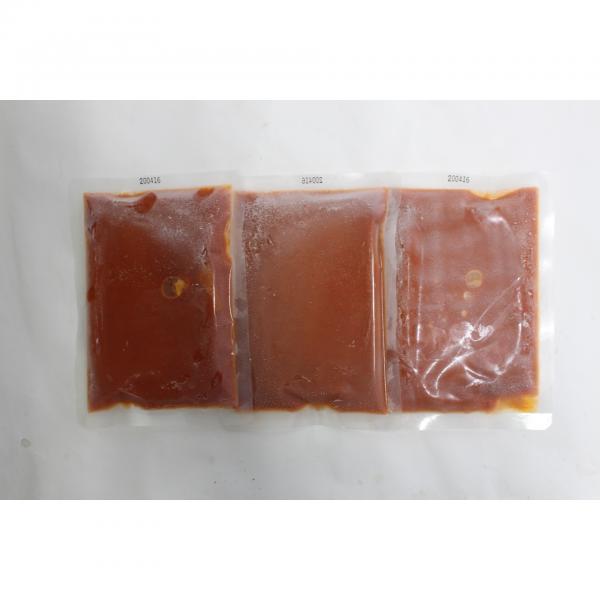ミールキットオリジナルソース 特製エビチリソース(3人前×3袋)【冷凍ソース】
