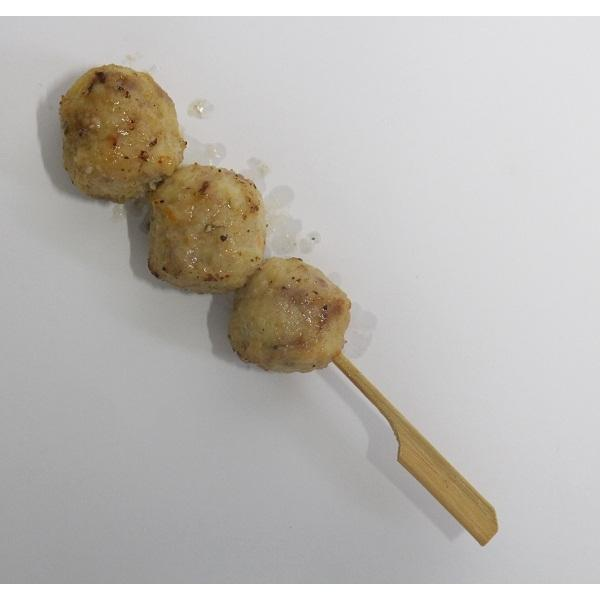 <本日調理したお惣菜をお届け>炭火焼やきとり(つくね串・塩)1本【16時~22時時間指定商品】