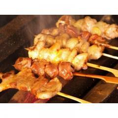 【新登場】<本日調理したお惣菜をお届け>炭火焼やきとり(もも串・塩)1本【16時~22時時間指定商品】