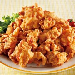 【新登場】<本日調理したお惣菜をお届け>鶏ももジューシー和風唐揚げ(500g入約18~20個)【16時~22時時間指定商品】