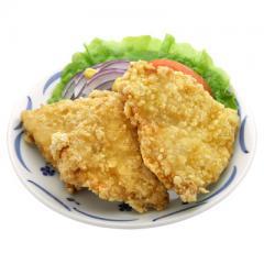 【新登場】<本日調理したお惣菜をお届け>若鶏しょうゆ香り揚げ(3枚入)【16時~22時時間指定商品】