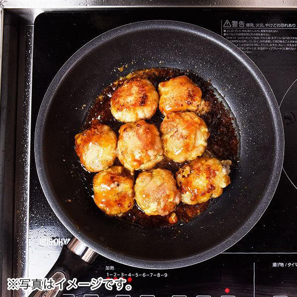 <冷凍4人前>チーズinしいたけ肉巻のガリバタステーキ(8個)<カット済野菜・計量済調味料>