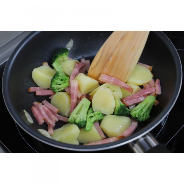 <冷凍4人前×2セット>オーロラソースDE海老とポテトのホットサラダ<カット済野菜・計量済調味料>