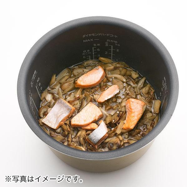 <冷凍5人前×2セット>きのこと鮭の炊き込みご飯(焦がしバター仕立て)(3合分4~5人前×2セット)【ポイント10倍】