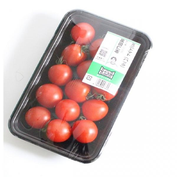 ミニとまと 1パック 熊本県などの国内産『顔が見える野菜。』約190g