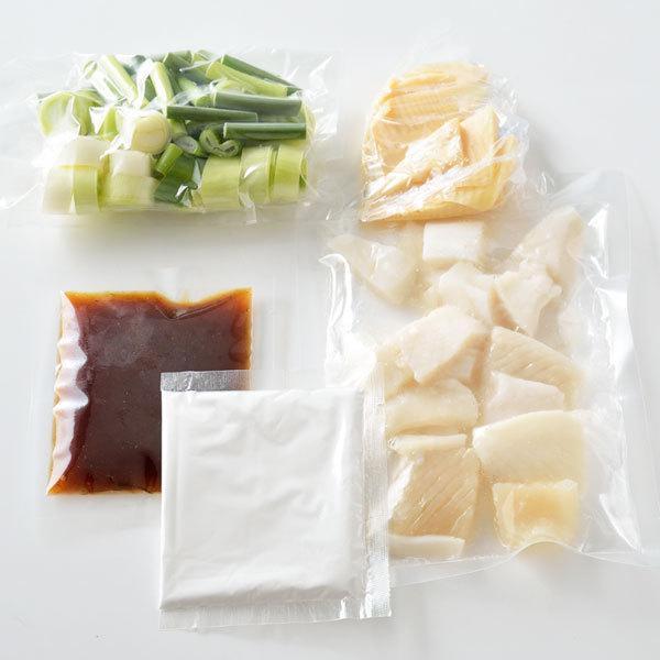 【ミールキット4人前】ご飯がススム!いかのXO醤炒め<野菜カット済み・調味料計量済み>