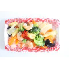 海老とブロッコリーの塩だれ≪レンジで温めてお召し上がりください≫