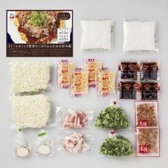【理由あり!特別価格】野菜たっぷり!ふんわかお好み焼(4枚分)<お届け後、お早めにお召し上がりください>