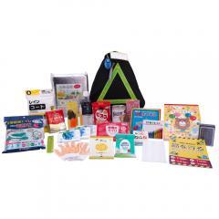 防災セット 子供用 (小学生 6~12才対象) SAFETY FIRST KIDS キッズ 子ども用の画像