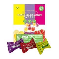 6年保存 非常食 パワーフルーツキャンディ6YEARS アレルギー対応食 栄養補給キャンディ