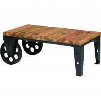 journal standard Furniture BRUGES DOLLY ジャーナルスタンダードファニチャー ブルージュ ドーリーテーブル 90×50cm コーヒーテーブル ローテーブル【送料無料】