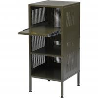 journal standard Furniture ALLEN STEEL SHELF SMALL KHAKI アレン スチールシェルフ SMALL カーキ 【送料無料】