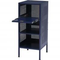 journal standard Furniture ALLEN STEEL SHELF SMALL NAVY 【送料無料】