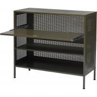 journal standard Furniture ALLEN STEEL SHELF KHAKI アレン スチールシェルフ カーキ 【送料無料】【ポイント10倍】
