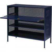 journal standard Furniture ALLEN STEEL SHELF NAVY アレン スチールシェルフ ネイビー 【送料無料】