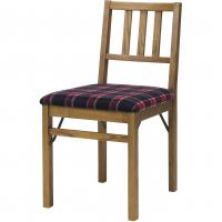journal standard Furniture HARLEM CHAIR PLAID ハーレム チェア レッド ネイビー タータンチェック 【送料無料】