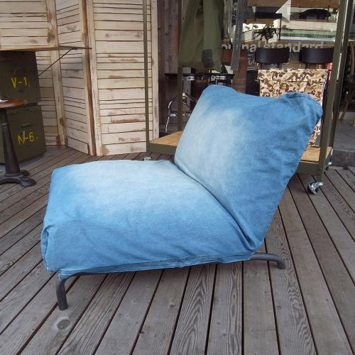 journal standard Furniture RODEZ CHAIR 1P [DENIM COVER SET] ロデ チェア デニムカバーセット 【送料無料】