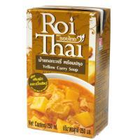 Roi Thai ロイタイ イエローカレー 250ml
