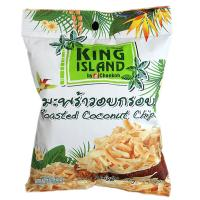 キングアイランド ココナッツチップス 40g