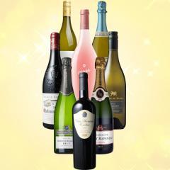 ワイナート8種 飲み比べセット(2018Winter掲載分)