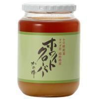 カナダ産ホワイトクローバー蜂蜜1000g