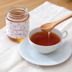 スペイン産チェリー蜂蜜300g