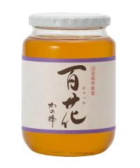 国産百花蜂蜜1000g
