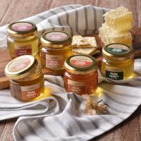 【クーポン利用で送料無料】よくばり 蜂蜜お試し【5個入り】セット