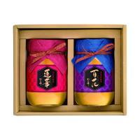 【送料無料】国産九州レンゲ蜂蜜500g・百花蜂蜜500gセット