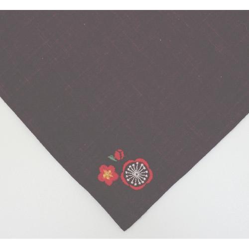 ふくふく刺繍 紅梅白梅 50cm