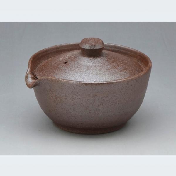 清水焼 焼〆 宝瓶