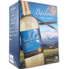 バレモス・ホワイト3000ml(バッグ・イン・ボックス)【アルゼンチン】【白ワイン】【750ml】【辛口】【ミディアム】【1~3営業日以内に出荷予定(土日祝除く)】