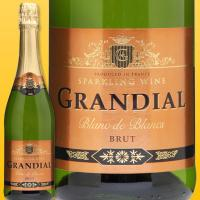 レ・グラン・シェール・ド・フランス・グランディアル・ブリュット【フランス】【白スパークリングワイン】【750ml】【ライトボディ】【辛口】【1~3営業日以内に出荷予定(土日祝除く)】
