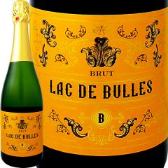 ラック・ド・ビュル・ブリュット【スペイン】【750ml】【白スパークリングワイン】【辛口】【ラマンチャ】【アイレン】【固有品種】【750ml】【1~3営業日以内に出荷予定(土日祝除く)】