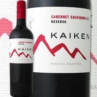 カイケン・カベルネ・ソーヴィニョン 2014【アルゼンチン】【赤ワイン】【750ml】【辛口】【フルボディ】【kaiken】【montes】