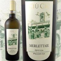 チウ・チウ・レ・メルレッタイエ 2015【イタリア 】【白ワイン】【750ml】【辛口】【1~3営業日以内に出荷予定(土日祝除く)】