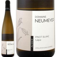 ドメーヌ・ヌーメイヤー ピノ・ブラン・ラ・チューリップ 2016【フランス】、【アルザス】、【ピノ・ブラン】、【オーガニック】、【辛口】、【白ワイン】【1~3営業日以内に出荷予定(土日祝除く)】