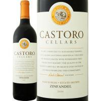 カストロ・セラーズ・パソ・ロブレ・ジンファンデル 2014【赤ワイン】【アメリカ】【カリフォルニア】【辛口】【フルボディ】【Casto Cella】【1~3営業日以内に出荷予定(土日祝除く)】